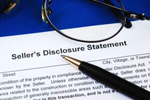 Sellers Disclosure Texas